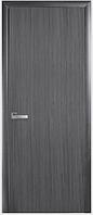 Двери межкомнатные Стандарт ПГ серый ПВХ DeLuxe