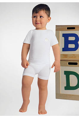 Футболка детская - RelaxMaternity Baby 5951 Milk Fiber