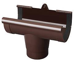 Воронка желоба Ренвей (Rainway) 130/100 коричневый