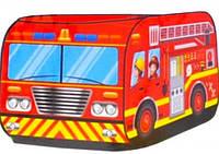 Палатка Пожарный автобус 995-7052B, фото 1