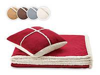 Набор Dormeo одеяло+подушка «Теплые объятия» (кремовый)