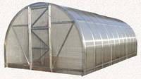 Каркас для теплицы под сотовый поликарбонат 3х6х2 м