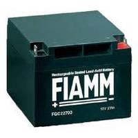 Аккумуляторы серии FGC, FIAMM