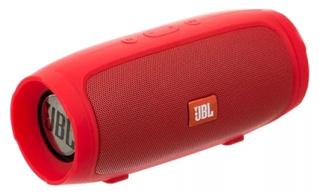 Колонка Bluetooth JBL Charge 3+ Mini Red