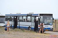 С 23 февраля запускаем продажи рекламы в крупногабаритных автобусах по маршрутам 83 и 54 в городе Николаев