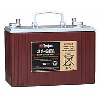 Тяговый свинцово-кислотный аккумулятор TROJAN TE35, фото 1