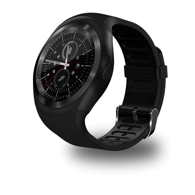 Умные часы UWATCH SMART Y1 BLACK, фото 1