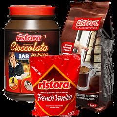 "Горячий шоколад ""RISTORA"""