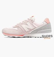Женские кроссовки New Balance WR996STG Pink/Gray Women's, оригинал