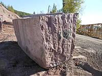 Блоки гранитные Лезниковского месторождения , Лезники