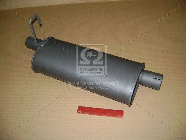 Резонатор ГАЗ 2705 дв.406 закатной (производитель Ижора) 2705-1202008-02