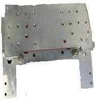 Монтажний кронштейн до електричної лебідки Besel та стельової лебідки
