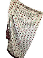 Плед хлопковый Sarar Battaniye 200х240 см № 17243-A, фото 1