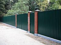 Строительство заборов,ограждения и ворот