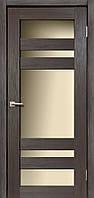 Галерея дверей Ecowood 639 Венге
