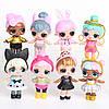 Игровой набор с куклой L.O.L.! Куклы LOL (ЛОЛ) UNICORNIO 89015-2 серия 15, фото 3