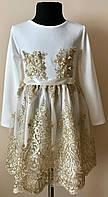 Платье для девочки подростка 7-10 лет, фото 1