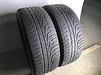 Шины бу зимние 225/55R17 Hankook Winter icept evo2 (4мм) 2016 год!
