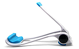 """Складная подставка Primo SP01 для планшетов 7""""-10"""" - Blue, фото 3"""