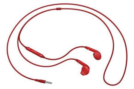 Гарнитура Samsung EO-EG920L Red, фото 2