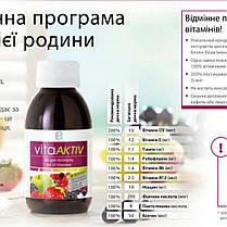 Vita Aktiv LR 150 мл поповнює дефіцит вітамінів, амінокислот і мінералів., фото 3