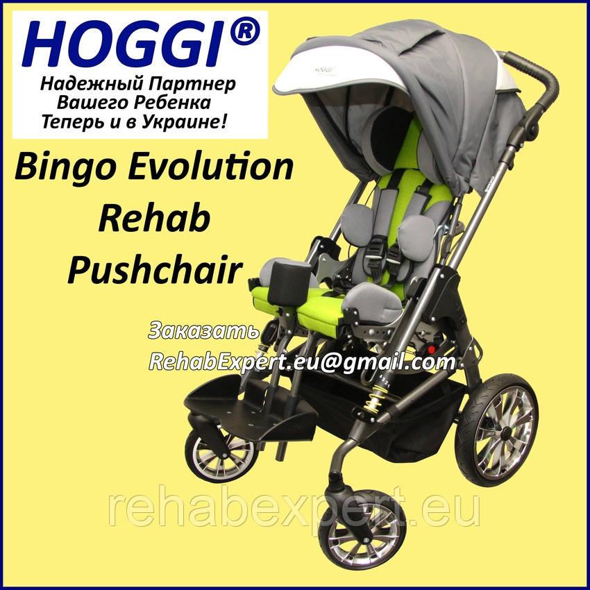 Специальная коляска для детей с ДЦП HOGGI BINGO Evolution Special Needs Stroller Size 2