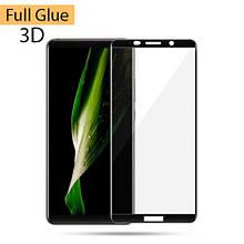 Защитное стекло OP 3D Full Glue для Huawei Mate 10 Pro черный