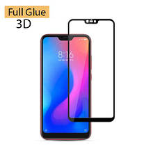 Защитное стекло Optima 3D Full Glue для Xiaomi Redmi Note 6 Pro Black