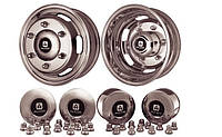 Литые диски Volkswagen Crafter 2006↗ и 2011↗ (2 катковый)