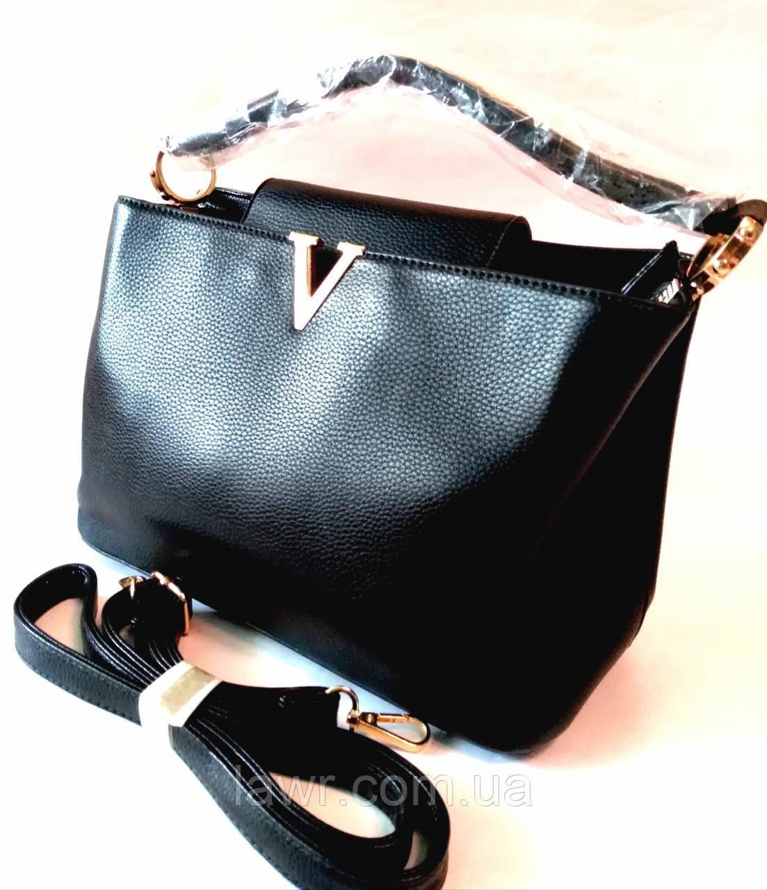 Женская Сумка, Стильная Louis Vuitton, (ЧЕРНЫЙ), 0122 — в Категории ... 8e331779168