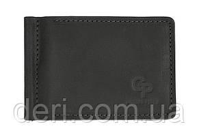 Зажим-портмоне, чёрный, фото 2