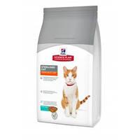 Hills (Хиллс) Science Plan Young Adult Sterilised Cat корм для кошек с тунцом, 3.5кг