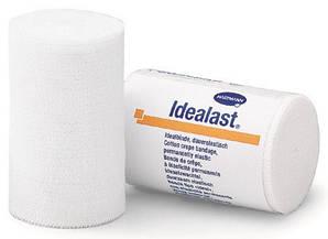 Idealast / Идеаласт - Среднерастяжимый эластичный бинт без зажима, 5 м Х 6 см