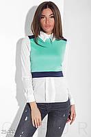 18eb73938c3 Блуза мятного цвета в категории блузки и туники женские в Украине ...