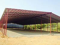 Будівництво складів,зерносховищ,ангарів а, фото 1