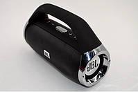 Колонка Bluetooth JBL Booms Box Black, фото 2