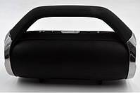 Колонка Bluetooth JBL Booms Box Black, фото 3