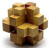 """Головоломка деревянная """"Куб"""" маленький"""