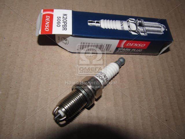 Свеча зажигания (производитель Denso) K20PBR