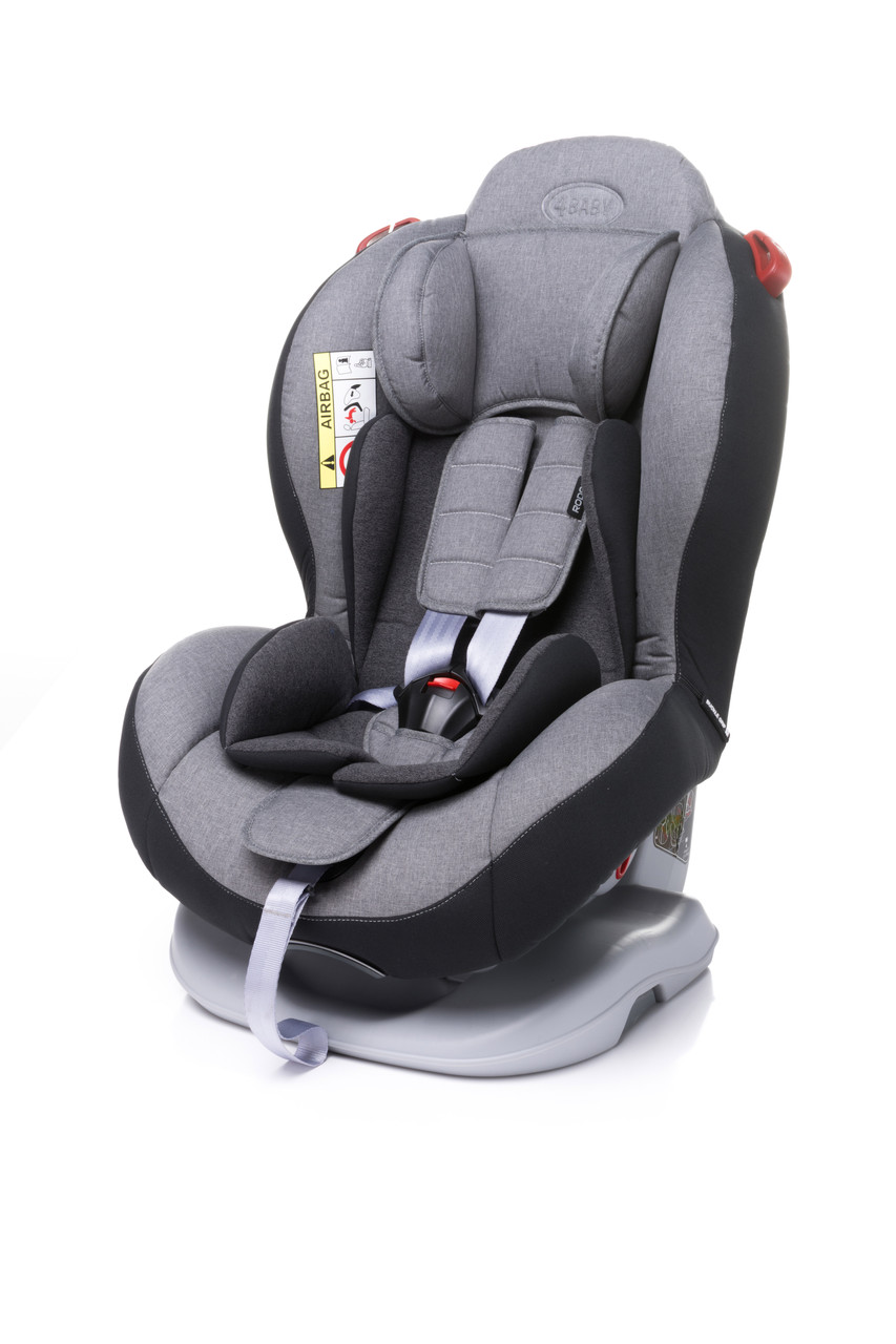 Детское кресло в машину от 0 месяцев до 6 лет 4baby Rodos 0-1-2 ( 0-25 кг )