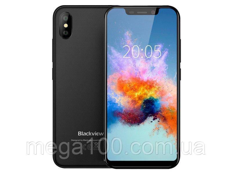 Смартфон Blackview A30 черный (5.5 дюймов, памяти 2/16, акб 2500 мАч)