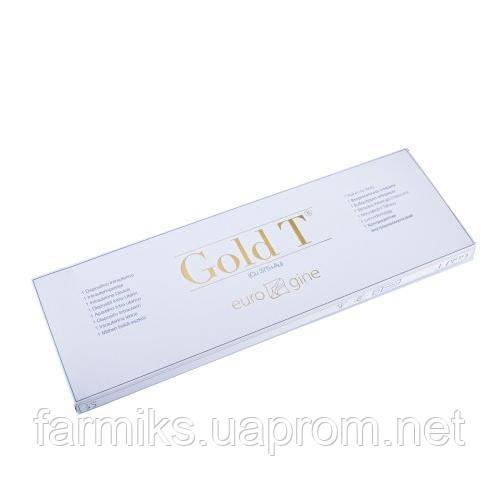 Спіраль Gold T ( Cu 375 + Au ) Normal EUROGINE