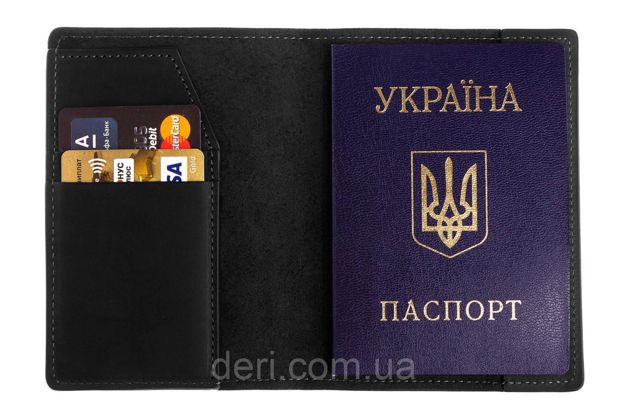 Обкладинка для паспорта