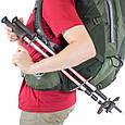 Туристичний рюкзак Osprey Aether AG 60 Outback Orange LG, 63 л, помаранчевий, фото 10
