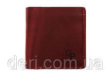 Бумажник с монетницей, бордо, фото 3
