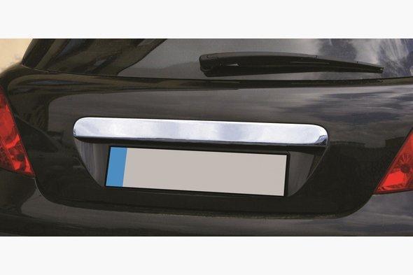 Хром планка над номером (нерж.) - Ford C-Max 2004-2010 гг.