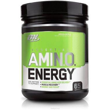 ON Essential Amino Energy 585г - green apple
