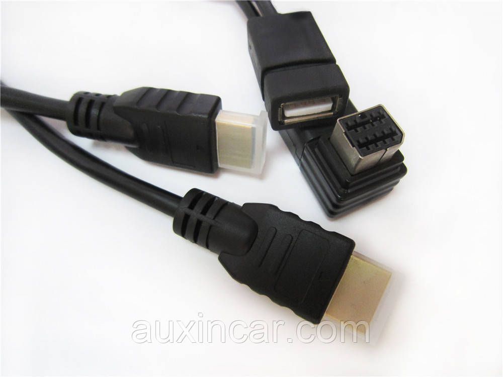 Кабель CD-IH202 HDMI USB AppRadio iPhone Pioneer для магнітол AVIС