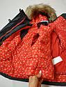 Зимняя куртка для девочки Sergent Major на 5 и 7 лет, фото 3