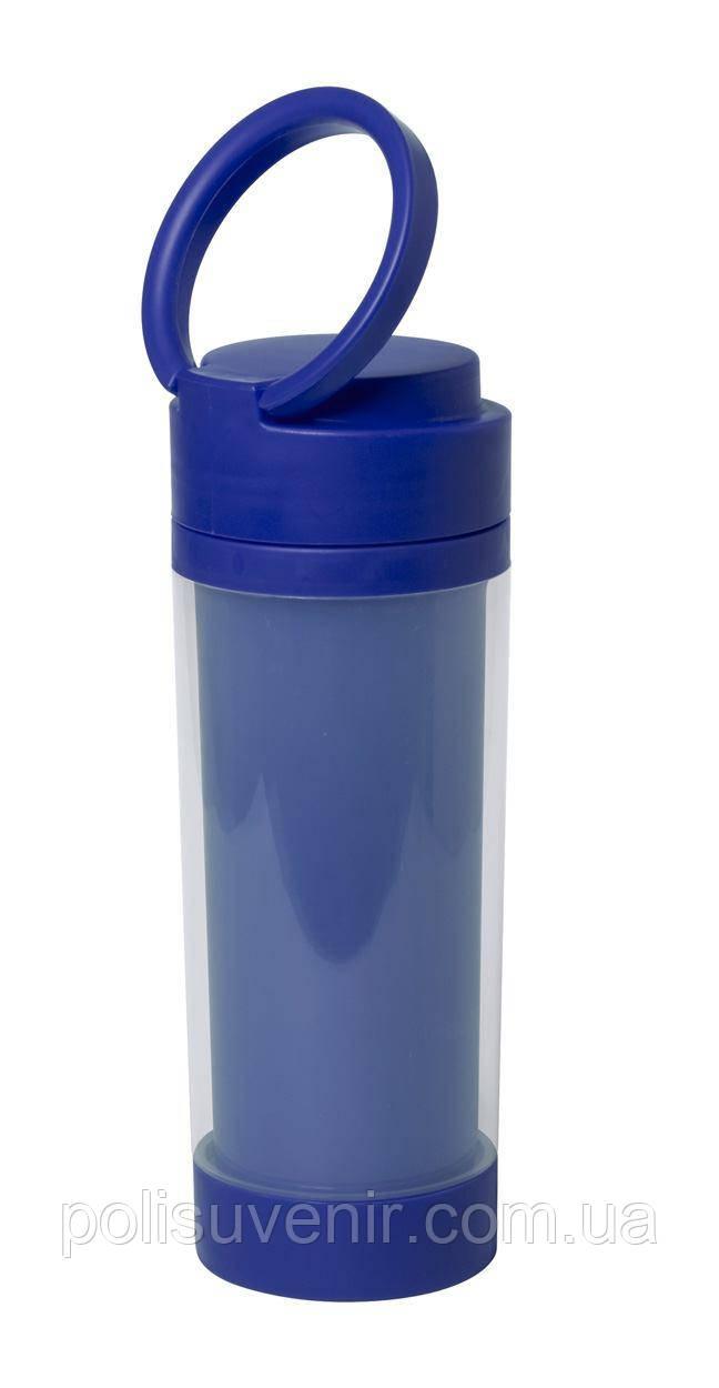 Пластикова спортивна пляшка Скоут 390 мл